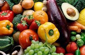 Fresh fruits and veggies should be eaten all the time, not as a diet strategy, but as a health strategy.