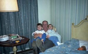 Grandpa was never short on fun!