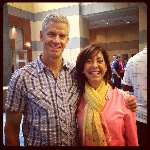 Rip Esselstyn, Host of the event, son of Dr. C. Esselstyn and author of Engine 2 Diet.