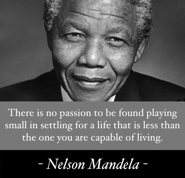 Why I Love Nelson Mandela