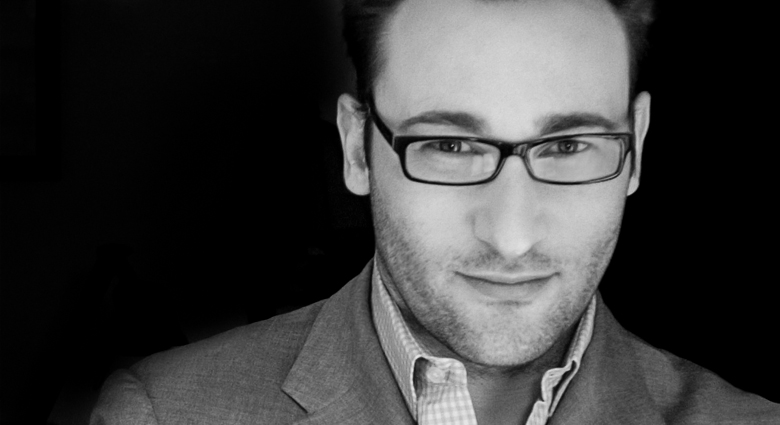 Simon Sinek coming to Naperville, May 5th, 2015.